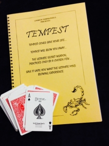 ANDREW NORMANSELL'S  TEMPEST  (MILLENNIUM EDT.)